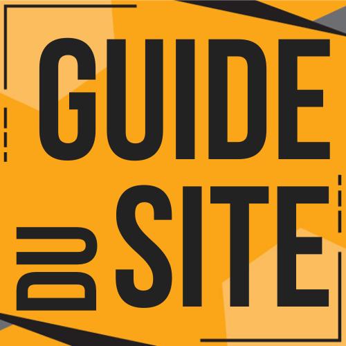 Guide du site